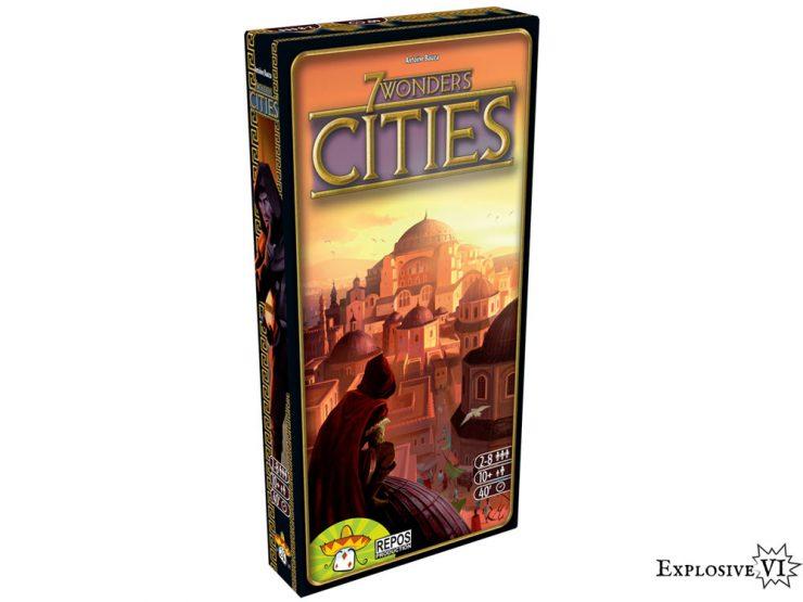 7 Wonders Cities