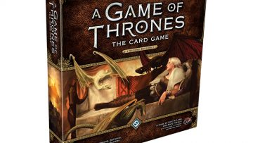 A Game of Thrones Card Game Second Edition