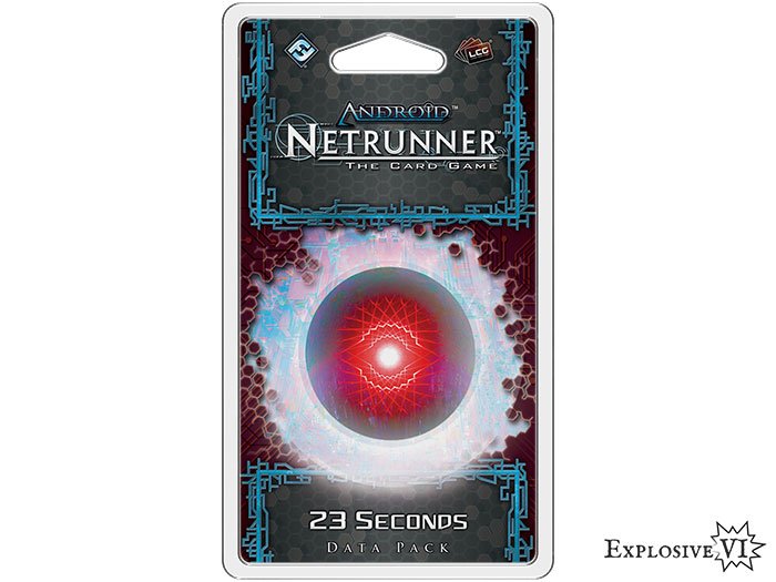 Android Netrunner 23 Seconds