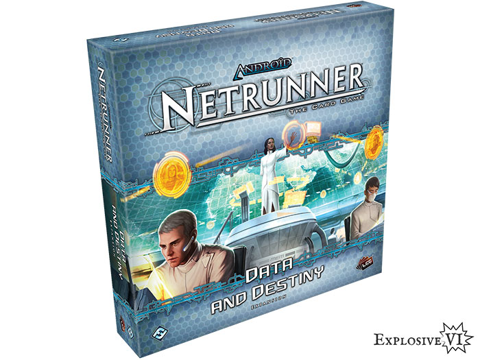 Android Netrunner Data and Destiny