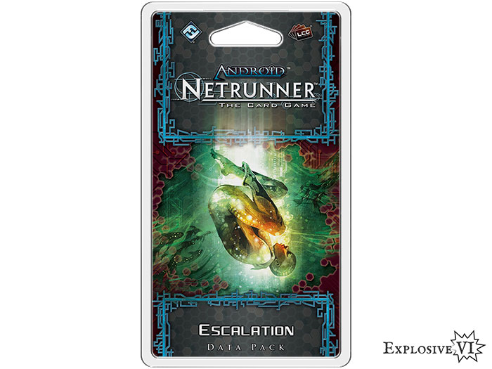 Android Netrunner Escalation