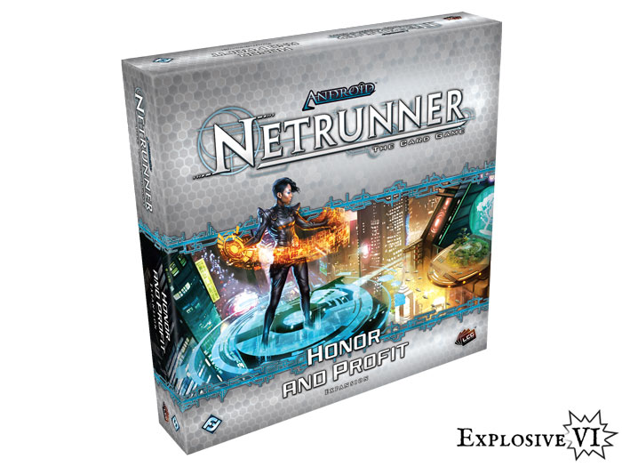 Android Netrunner Honor and Profit