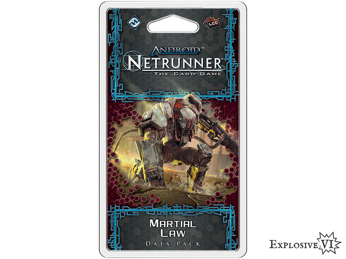 Android Netrunner Martial Law
