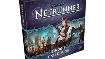 Android Netrunner Order and Chaos
