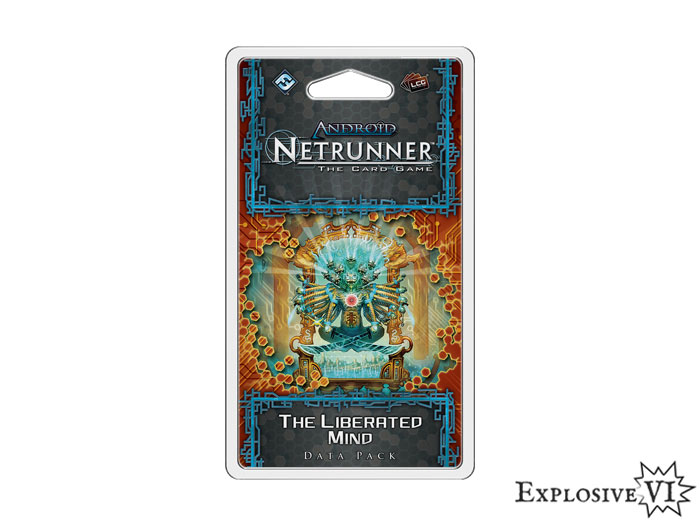 Android Netrunner The Liberated Mind Datapack