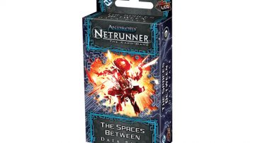 Android Netrunner The Spaces Between Datapack