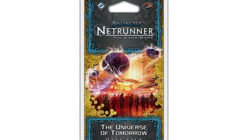 Android Netrunner The Universe of Tomorrow