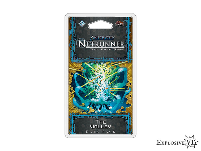 Android Netrunner The Valley