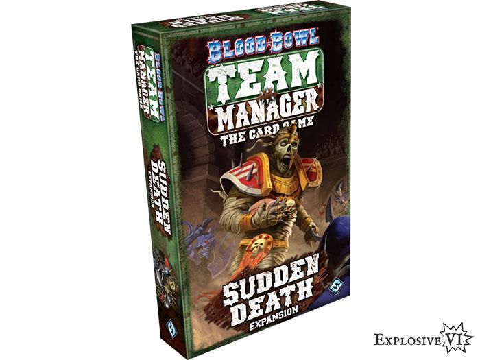 Blood Bowl Team Manager Sudden Death Expansion
