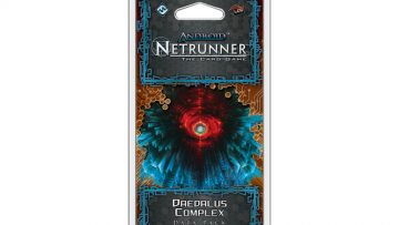 Daedalus Complex Android Netrunner Datapack