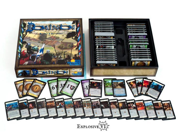 Dominion box contents