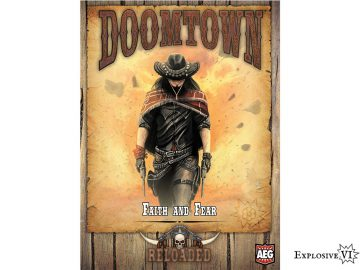 Doomtown Reloaded Pine Box Faith and Fear