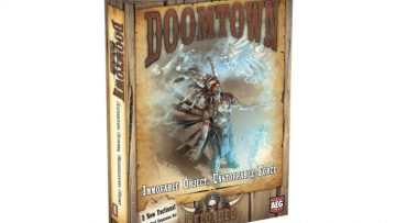 Doomtown Reloaded Pine Box Immovable Object Unstoppable Force