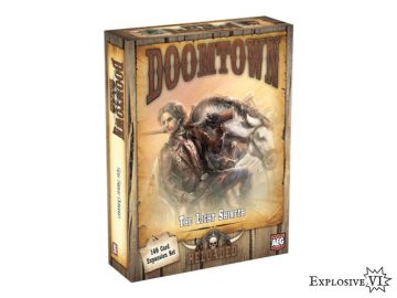 Doomtown Reloaded Pine Box The Light Shineth