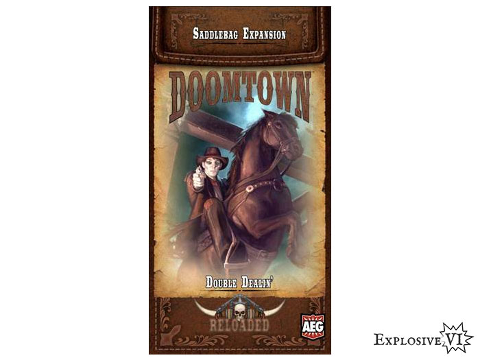 Doomtown Saddlebag Double Dealin