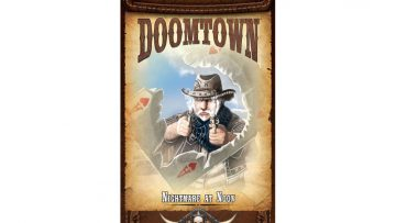 Doomtown Saddlebag Nightmare at Noon