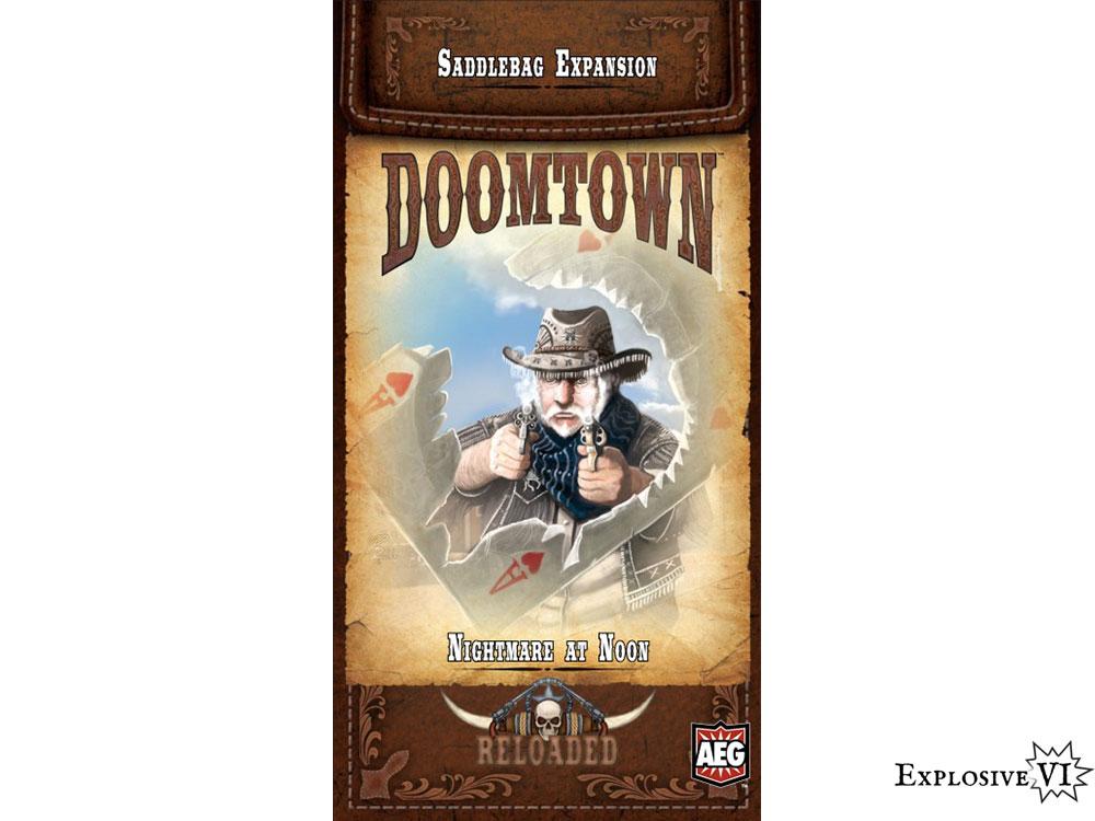 Doomtown Saddlebag Nightmare at Noon