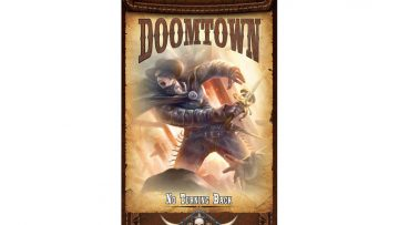 Doomtown Saddlebag No Turning Back