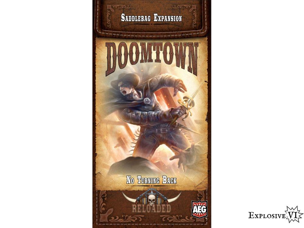 Doomtown Saddlebag No Turning Back