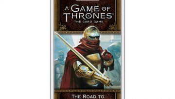 Game of Thrones Card Game The Road To Winterfell Chapter Pack