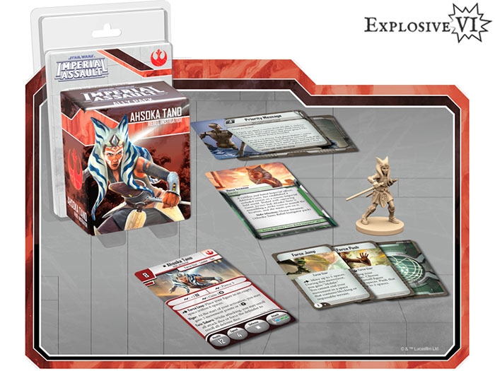 Imperial Assault Ahsoka Tano