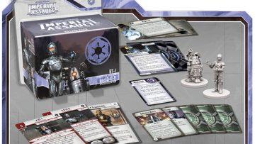Imperial Assault BT-1 & 0-0-0 Villain Pack