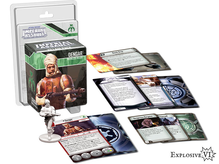 Imperial Assault Dengar