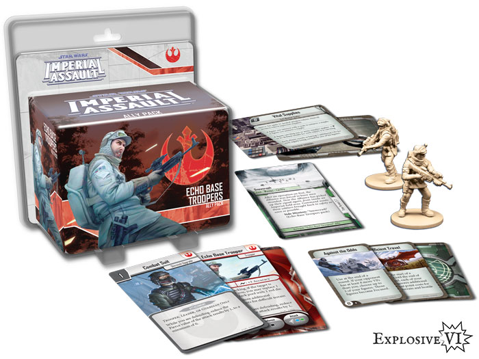 Imperial Assault Echo Base Troopers