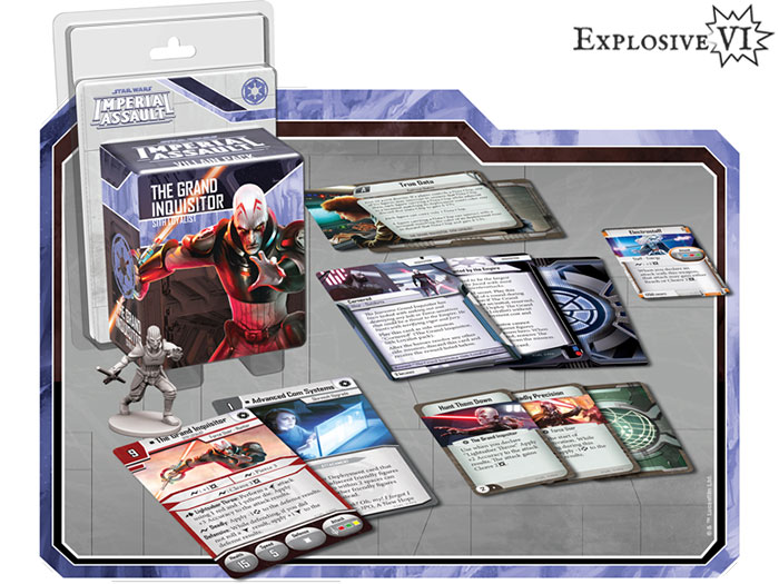 Imperial Assault Grand Inquisitor