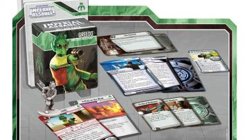 Imperial Assault Greedo