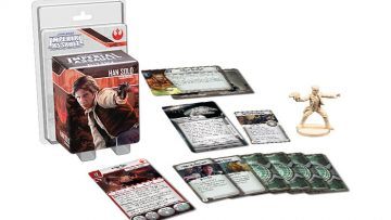 Imperial Assault Han Solo