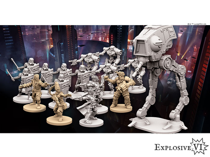 Imperial Assault Heart of the Empire