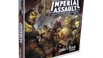 Imperial Assault Jabbas Realm Expansion