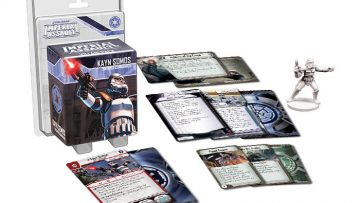 Imperial Assault Kayn Somos