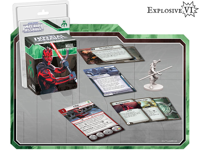 Imperial Assault Maul