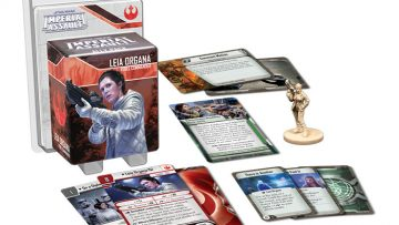 Imperial Assault Princess Leia Organa