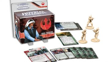 Imperial Assault Rebel Troopers
