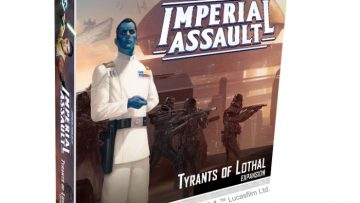 Imperial Assault Tyants of Lothal
