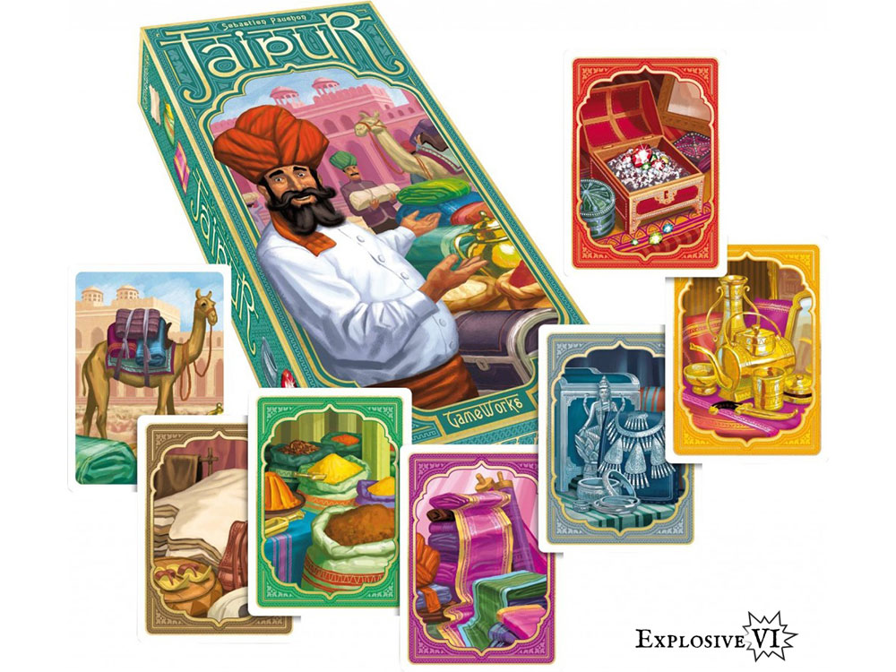 Jaipur-Card-Game