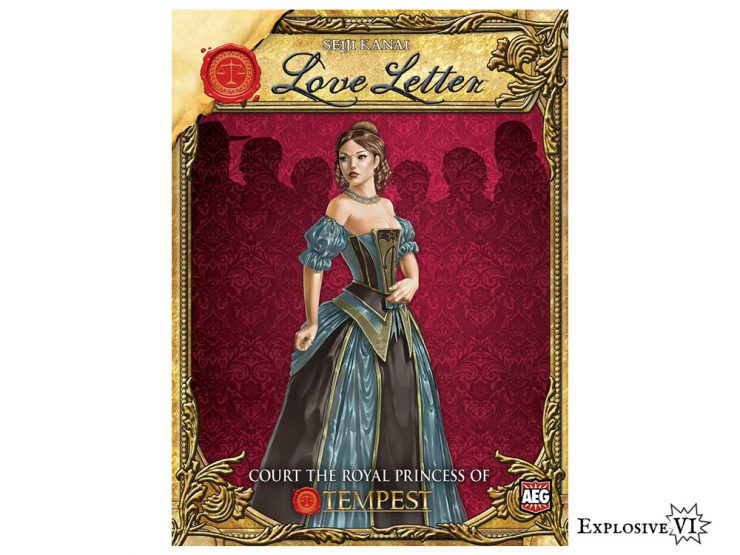 Love-Letter-Game