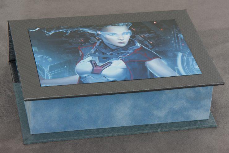 Netrunner Deck Box BABW
