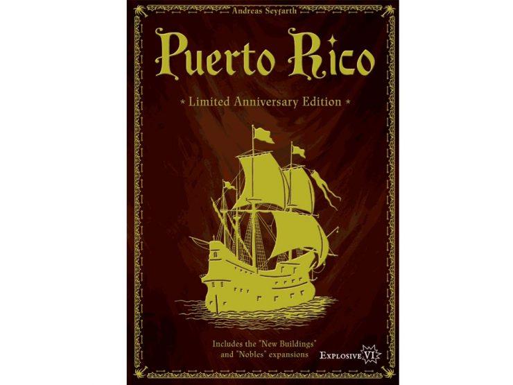 Puerto Rico – Ltd Anniversary Edition