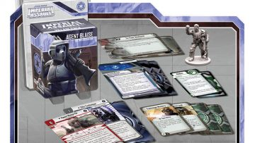 Star Wars Imperial Assault Agent Blaise Villain Pack Expansion