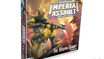 Star Wars Imperial Assault Bespin Gambit Expansion