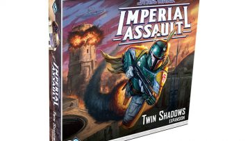 Star Wars Imperial Assault Twin Shadows