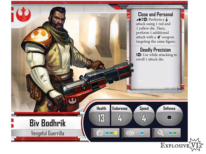 Star Wars Imperial Assault Twin Shadows Biv Bodhrik