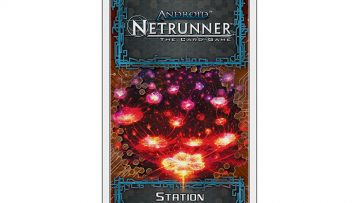 Station One Android Netrunner Datapack