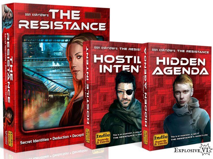 The Resistance Bundle