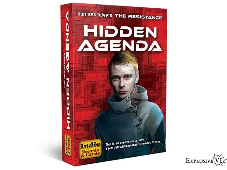 The Resistance Hidden Agenda