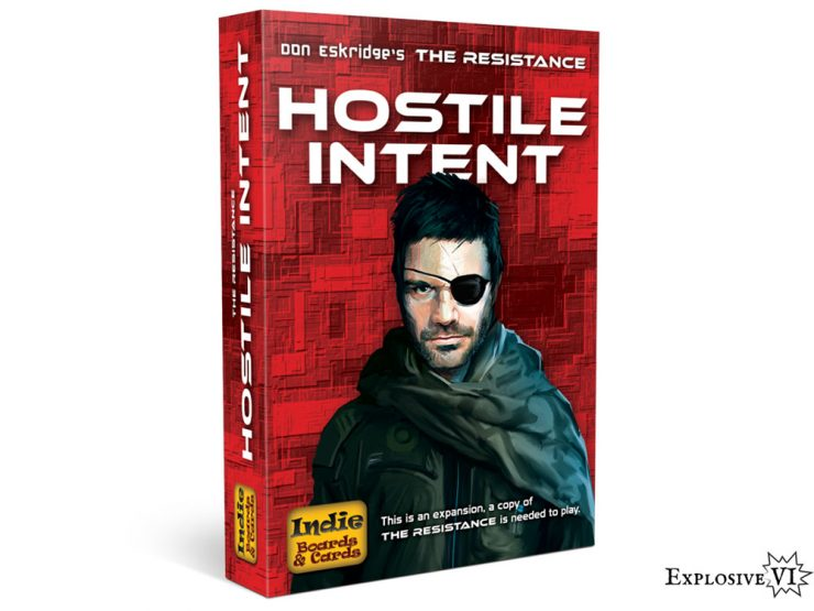 The Resistance Hostile Intent
